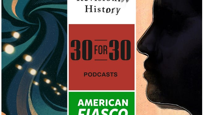 Podcasts about science, sports, love and history should help spice up a long road trip.