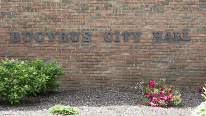 Bucyrus City Hall STOCK