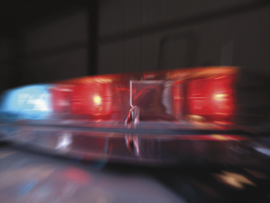One person is dead and a driver is in custody following a three-vehicle, hit-and-run crash Saturday evening in Pensacola.