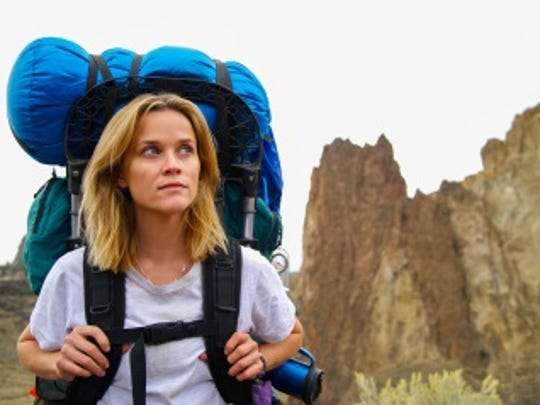 Reese Witherspoon plays memoirist Cheryl Strayed, who escaped her self-destructive behavior by hiking more than 1,000 miles on the Pacific Crest Trail. Limited opening Dec. 5