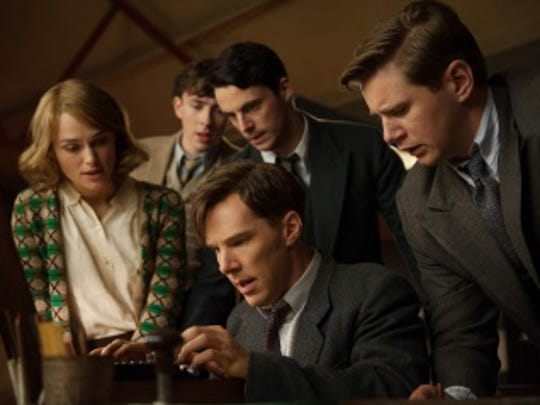 Genius mathematician Alan Turing must break the German Enigma Code while keeping secrets of his own and proving even outcasts can be heroes. Opens Nov. 28
