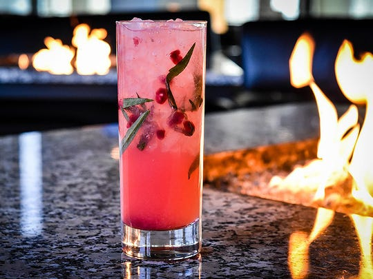 The Heart Stopper from Plaza Bar at Fairmont Scottsdale Princess in Scottsdale.