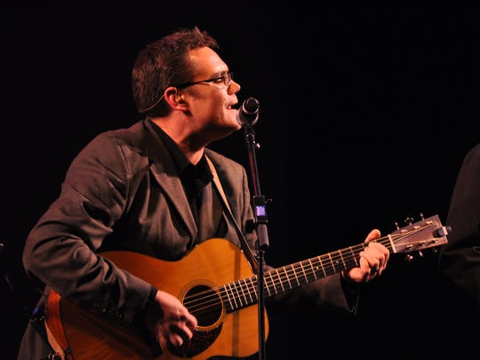 Sam Payne will perform Saturday at the O.C. Tanner Amphitheater in Springdale.