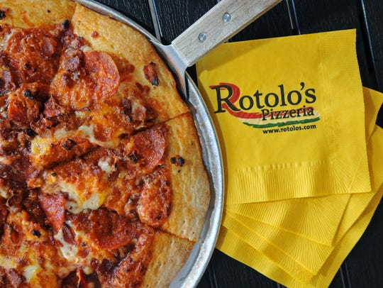 Rotolo's Pizzeria is winner of The Times best pizza