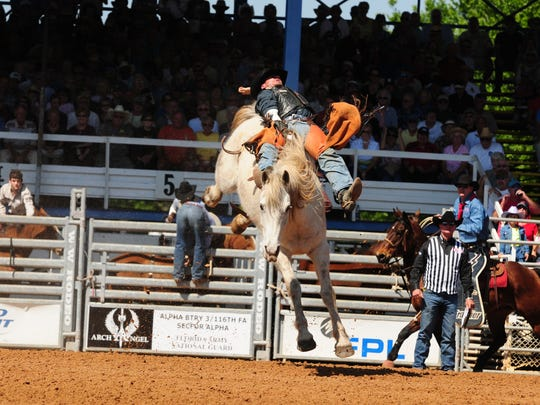 The 88th Arcadia All-Florida Championship Rodeo is