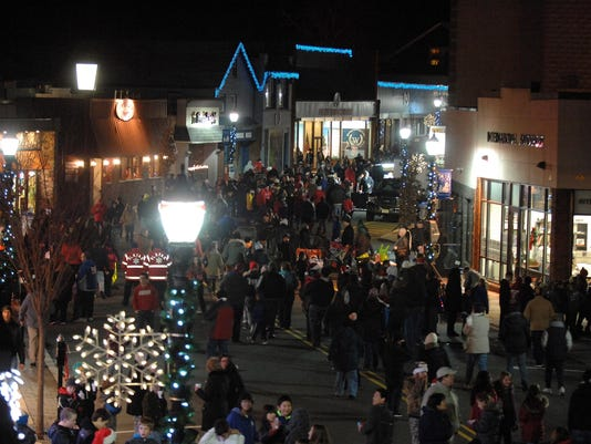 Pompton Lakes Holiday Stroll