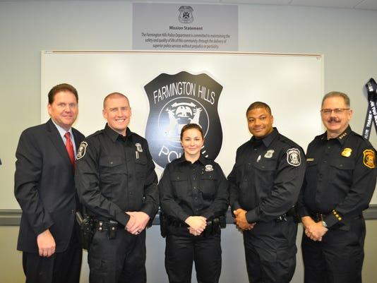 FRM new cops