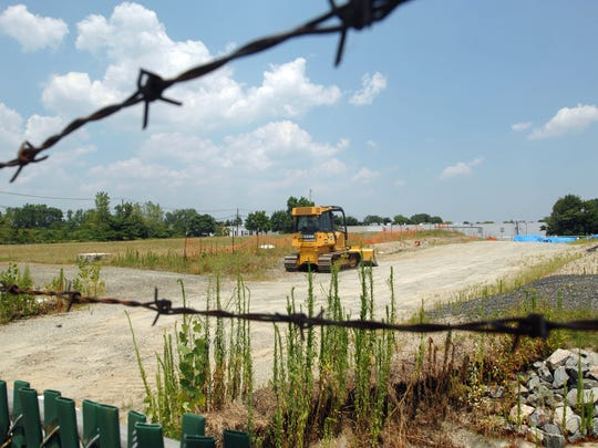 The Super Fund site of Scientific Chemical Products at 216 Paterson Plank Road will now house a solar farm.