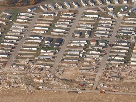 Jason Clark / Courier & Press Archive 