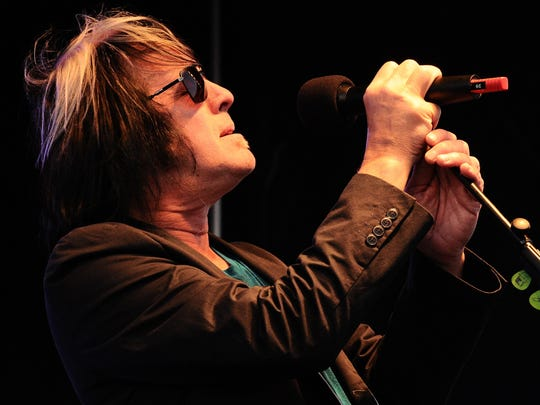 Todd Rundgren performs May 13 at UPAC in Kingston.