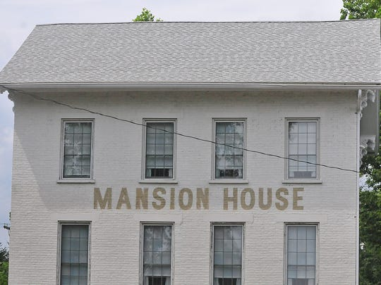 The Mansion House Museum in Centerville