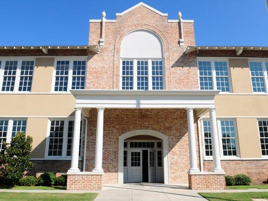 Eureka School in Hattiesburg