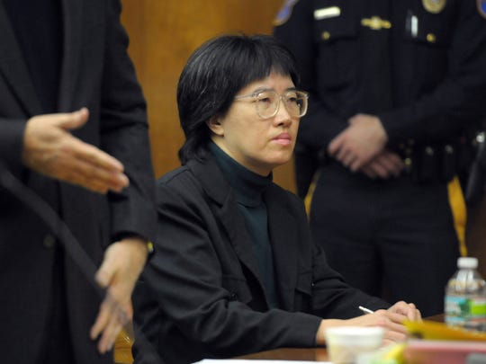 89917 ---Hackensack --- December 8, 2011 --- Jenny Tran is on trial for the murder of her husband, Ming Trung Tran. AMY NEWMAN/STAFF PHOTOGRAPHER