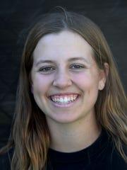 Chloe Bendetti of Oaks Christian earned Marmonte League MVP honors for girls tennis.
