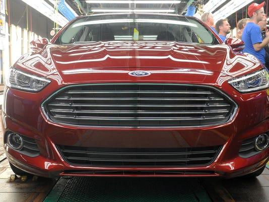 2014 Ford Fusion FILE