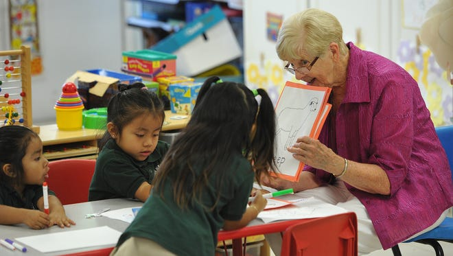 According to 24/7 Wall Street, the median salary for teachers in Florida is $48,134, which ranks the state 42nd nationally for highest teachers' salaries.