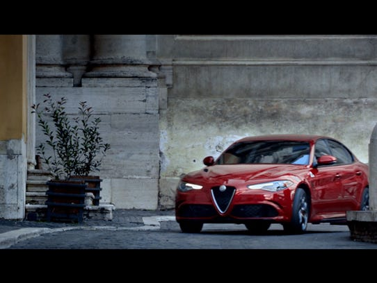 Alfa Romeo Giulia Dallas >> Alfa Romeo uses Super Bowl LI as U.S. launch pad for the Italian brand