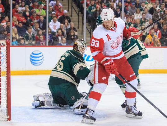 3-22-14 red wings wild