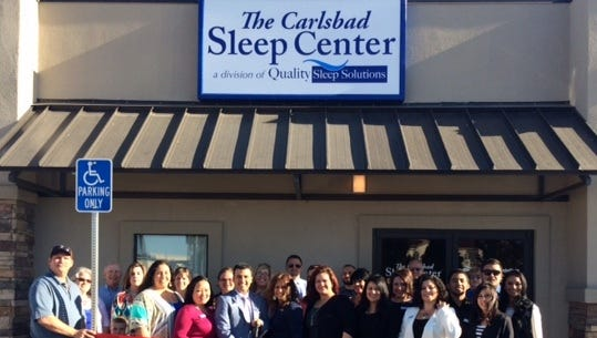 The Carlsbad Sleep Center is a division of Quality Sleep Solutions, a New Mexico provider of sleep disorder treatment.