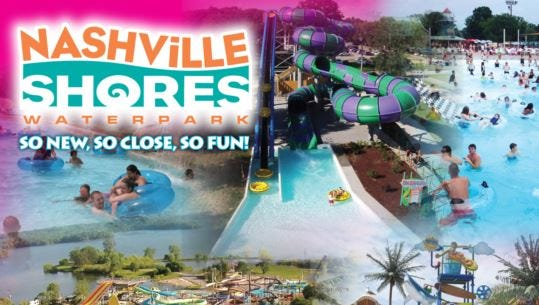Discount coupons for nashville shores