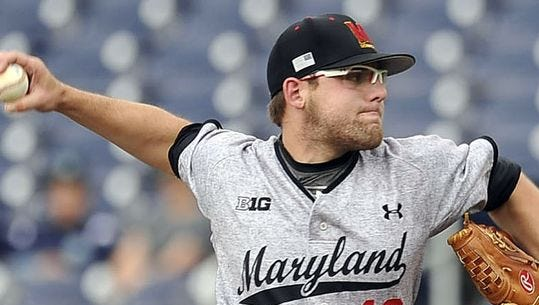 A Gloucester Catholic graduate who enjoyed a three-year career at Maryland, Mike Shawaryn signed with the Boston Red Sox on Friday.