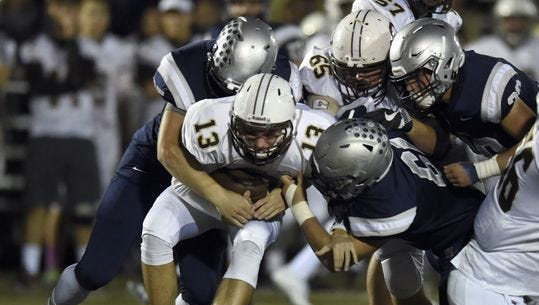 The Reitz Panthers smothered the Central Bears on their way to another sectional championship game.