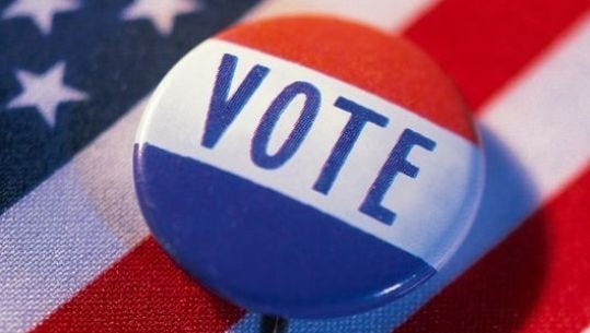 Polls for the May 1 primary will open at 7 a.m.
