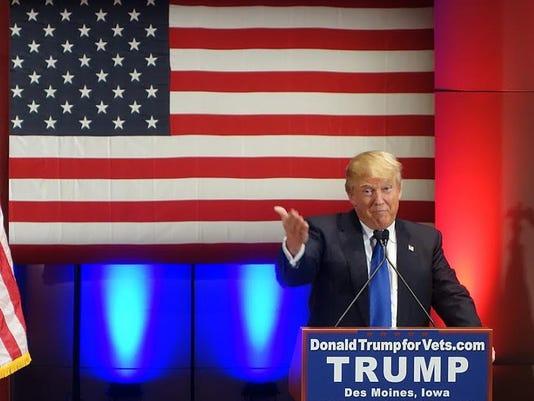 US-VOTE-REPUBLICANS-DEBATE-TRUMP
