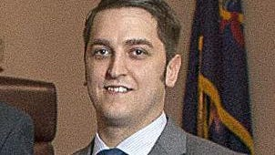 This is a 2013 contributed photo of Erie lawyer Robert Barbato, who is facing felony counts of forgery and theft that Pennsylvania State Police troopers filed against him on Feb. 25, 2020.