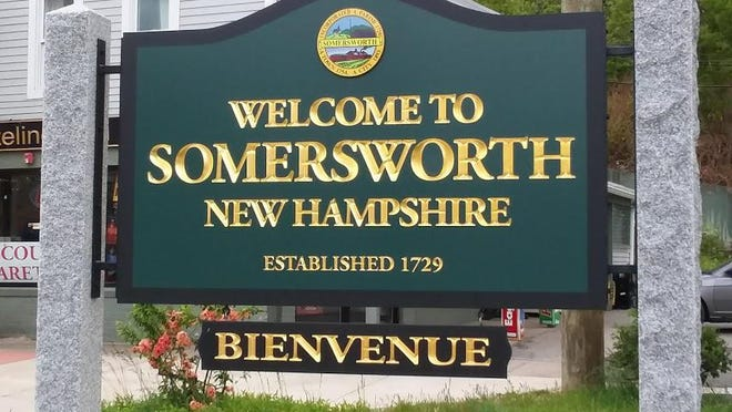 Somersworth was previously known as Summersworth and Great Falls.