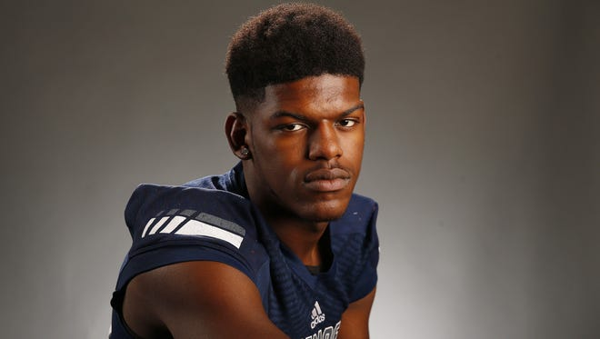Tempe senior defensive end My-King Johnson, an azcentral sports All-Arizona Team selection, said he gave UCLA a verbal commitment.