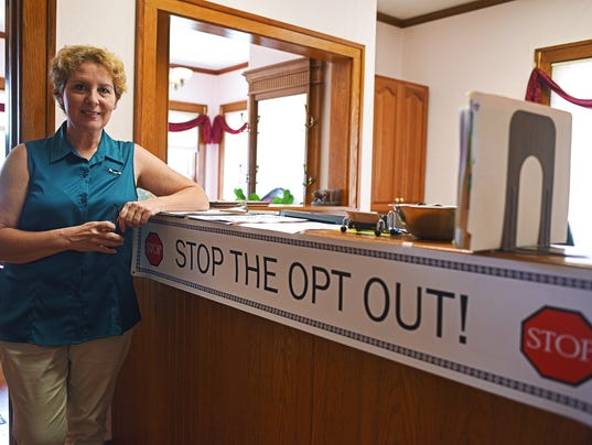 Lora Hubbel - Stop the Opt Out