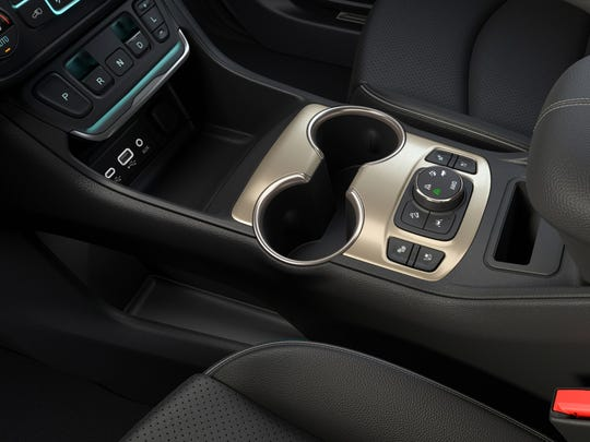 Electronic Precision Shift and Center Console.