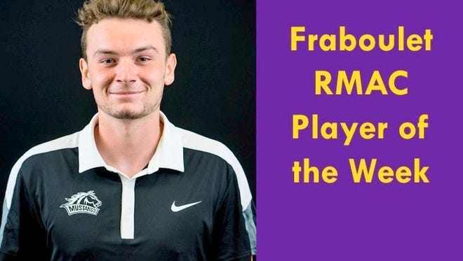 The WNMU freshman recorded RMAC Player of the Week honors.