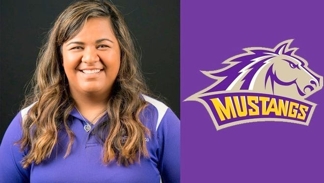 Elsa Cocker is the new assistant softball coach at Western New Mexico University.