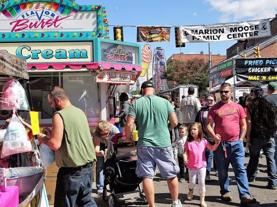 The Marion Popcorn Festival announced it will have to cancel this year's event because of the coronavirus pandemic.