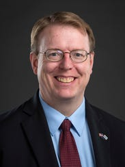 Iowa State Senator Rob Hogg, Democrat, District 33,