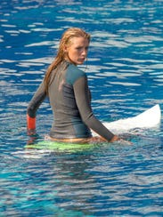 "Nancy (Blake Lively) in ""The Shallows."""