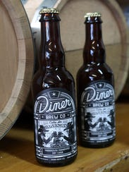 The Cidre des Huguenots, Diner Brew's signature hard