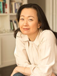 Author Min Jin Lee is a finalist in the fiction category.