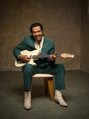 Blues legend Bobby Rush is among the performers on
