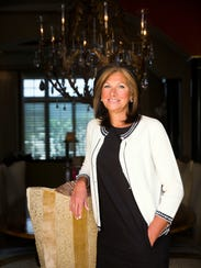 Paula Polito, UBS Global Client Strategy Officer, poses