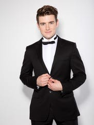 Emmet Cahill returns to Brevard for a single performance