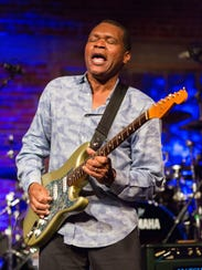 The Robert Cray Band performs Wednesday, June 13, at