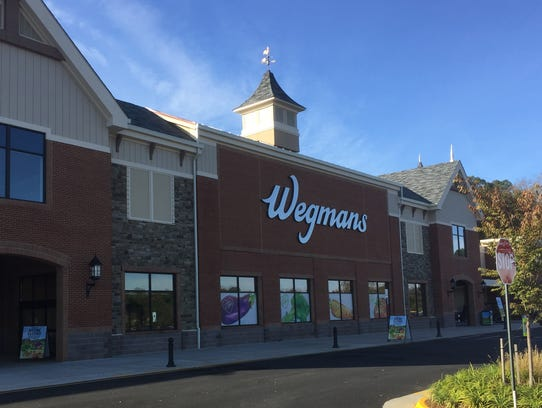 Mendon grad preps for 30th wegmans store opening for Food bar wegmans pittsford