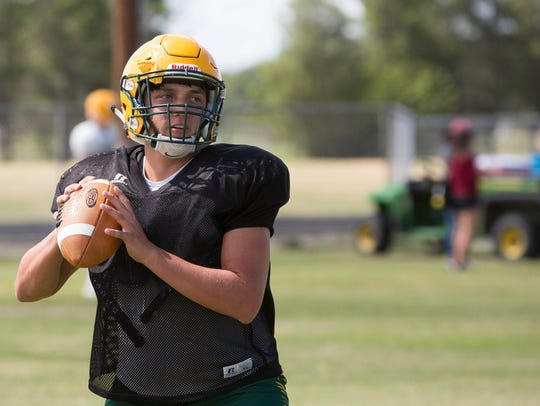 Mayfield junior Jacob Moreno is one of four competing