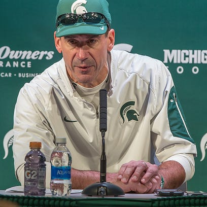 MSU offensive play caller and co-offensive coordinator