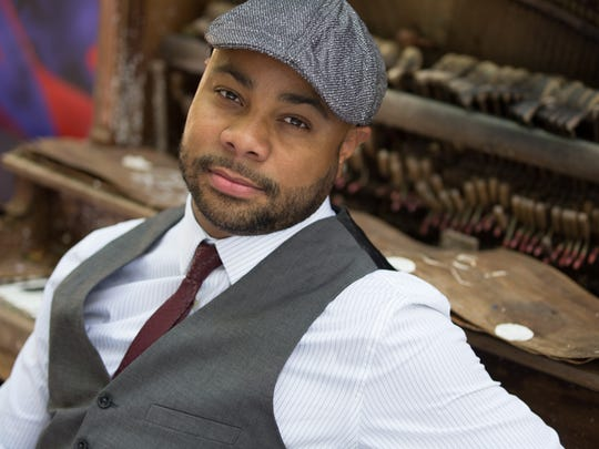 Mike Burton is among the jazz draws at Saturday's Township Jazz Festival.