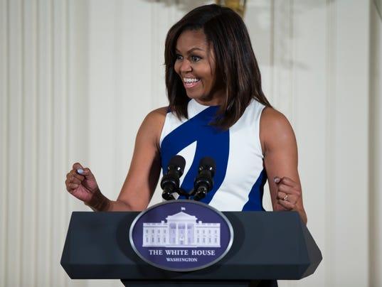 Michelle Obama, Sasha, Malia head to Africa