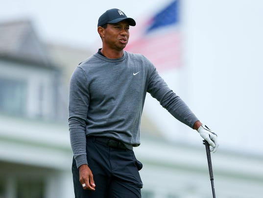 u s  open  tiger woods derailed by poor putting as he